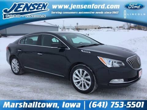 2015 Buick LaCrosse for sale at JENSEN FORD LINCOLN MERCURY in Marshalltown IA