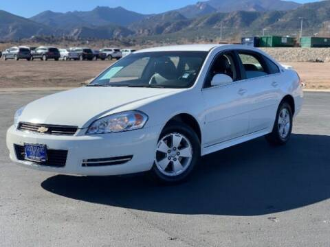 2009 Chevrolet Impala for sale at Lakeside Auto Brokers Inc. in Colorado Springs CO