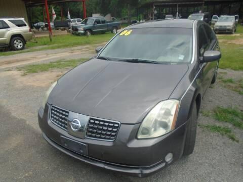 2006 Nissan Maxima for sale at Alabama Auto Sales in Semmes AL