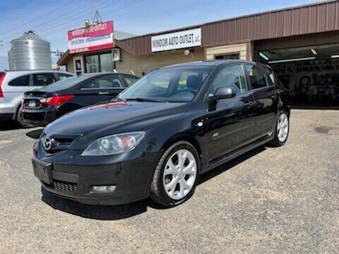 2008 Mazda MAZDA3 for sale at WINDOM AUTO OUTLET LLC in Windom MN