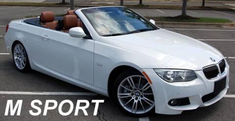 2013 BMW 3 Series for sale at Bimmer Sales LTD in Great Falls VA