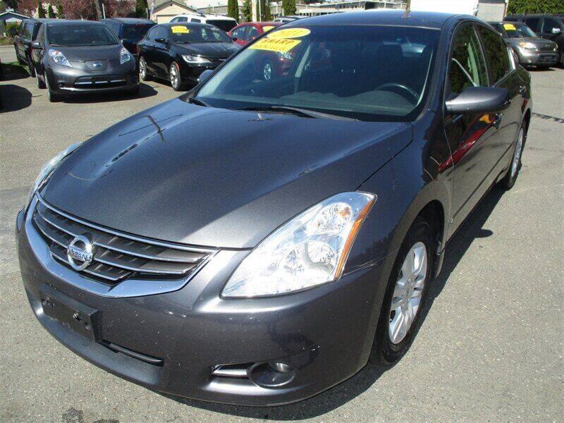 2011 Nissan Altima for sale at GMA Of Everett in Everett WA