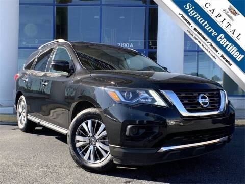 2018 Nissan Pathfinder for sale at Capital Cadillac of Atlanta in Smyrna GA