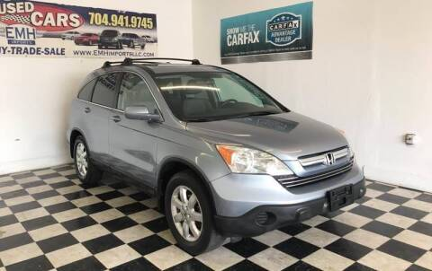 2008 Honda CR-V for sale at EMH Imports LLC in Monroe NC