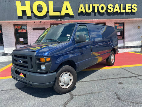 2009 Ford E-Series Cargo for sale at HOLA AUTO SALES CHAMBLEE- BUY HERE PAY HERE - in Atlanta GA