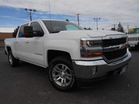 2017 Chevrolet Silverado 1500 for sale at McKenna Motors in Union Gap WA