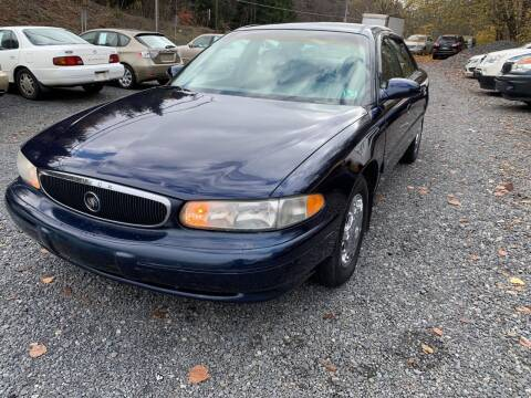 2002 Buick Century for sale at JM Auto Sales in Shenandoah PA