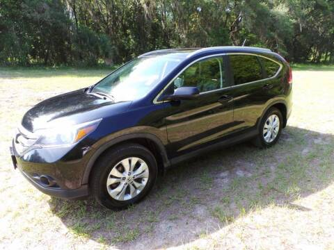 2012 Honda CR-V for sale at TIMBERLAND FORD in Perry FL