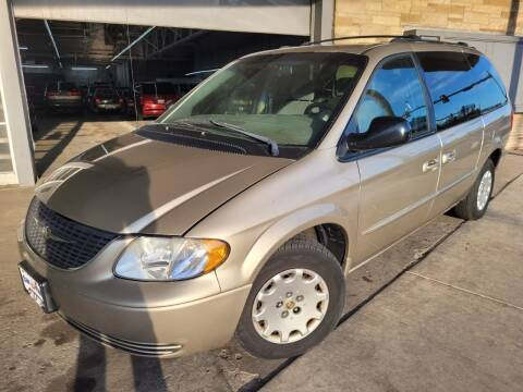 2002 Chrysler Town and Country for sale at Car Planet Inc. in Milwaukee WI