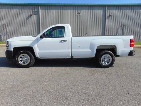 2016 Chevrolet Silverado 1500 for sale at CR Garland Auto Sales in Fredericksburg VA