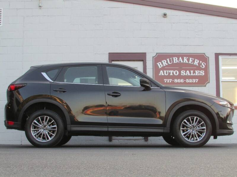 2018 Mazda CX-5 for sale at Brubakers Auto Sales in Myerstown PA