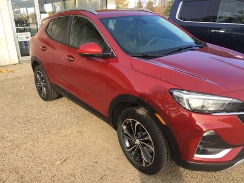 2021 Buick Encore GX for sale at Drive Chevrolet Buick Rugby in Rugby ND