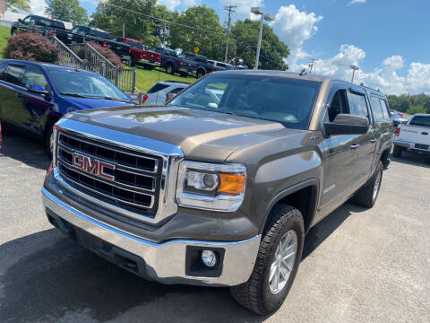 2014 GMC Sierra 1500 for sale at Ball Pre-owned Auto in Terra Alta WV