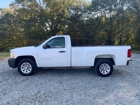 2011 Chevrolet Silverado 1500 for sale at Mater's Motors in Stanley NC