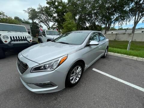 2015 Hyundai Sonata for sale at Bay City Autosales in Tampa FL