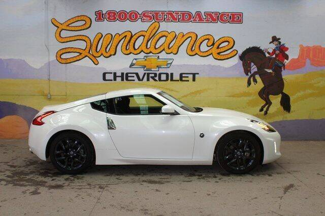 2020 Nissan 370Z for sale at Sundance Chevrolet in Grand Ledge MI