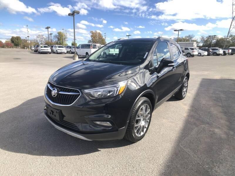 2017 Buick Encore for sale at ADKINS CITY AUTO in Murfreesboro TN