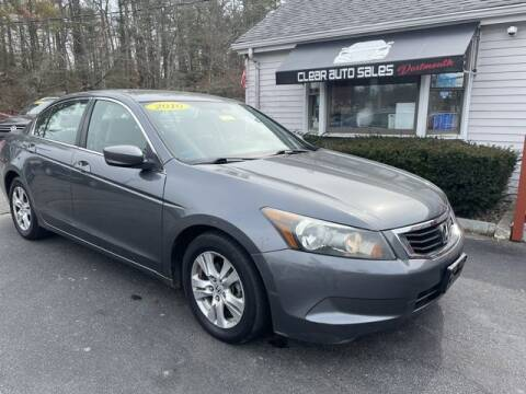 2010 Honda Accord for sale at Clear Auto Sales 2 in Dartmouth MA