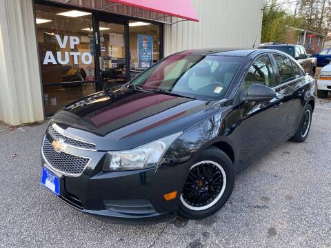 2011 Chevrolet Cruze for sale at VP Auto in Greenville SC