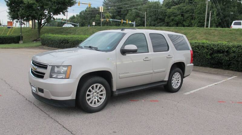 2008 Chevrolet Tahoe for sale at Best Import Auto Sales Inc. in Raleigh NC