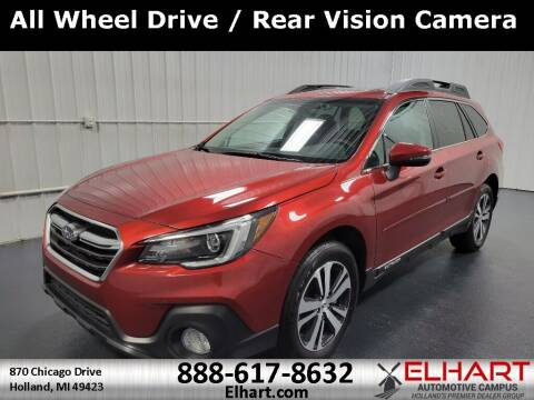 2018 Subaru Outback for sale at Elhart Automotive Campus in Holland MI