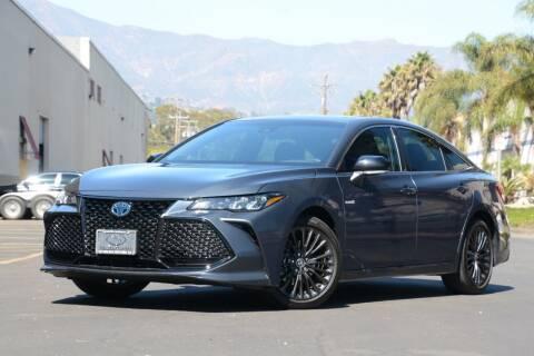 2021 Toyota Avalon Hybrid for sale at Milpas Motors in Santa Barbara CA