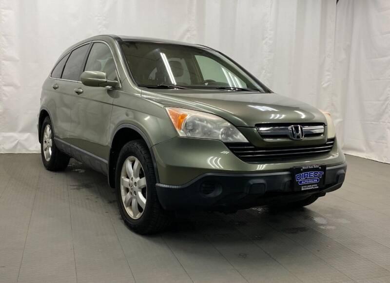 2007 Honda CR-V for sale at Direct Auto Sales in Philadelphia PA