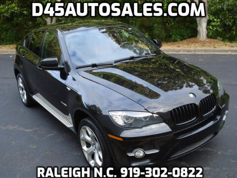 2012 BMW X6 for sale at D45 Auto Brokers in Raleigh NC