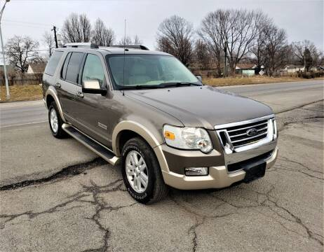 2006 Ford Explorer for sale at InstaCar LLC in Independence MO