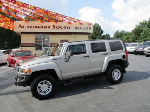 2007 HUMMER H3 for sale at Automart South in Alabaster AL