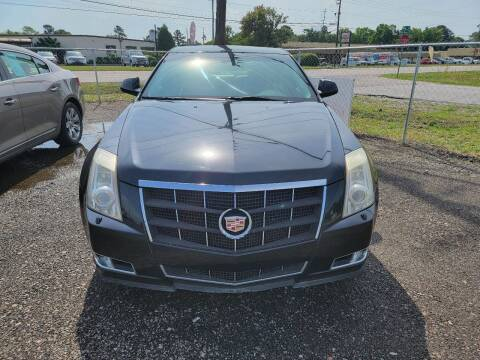 2009 Cadillac CTS for sale at Dick Smith Auto Sales in Augusta GA