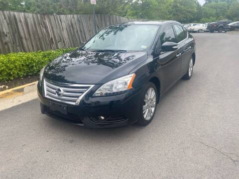 2014 Nissan Sentra for sale at Super Bee Auto in Chantilly VA