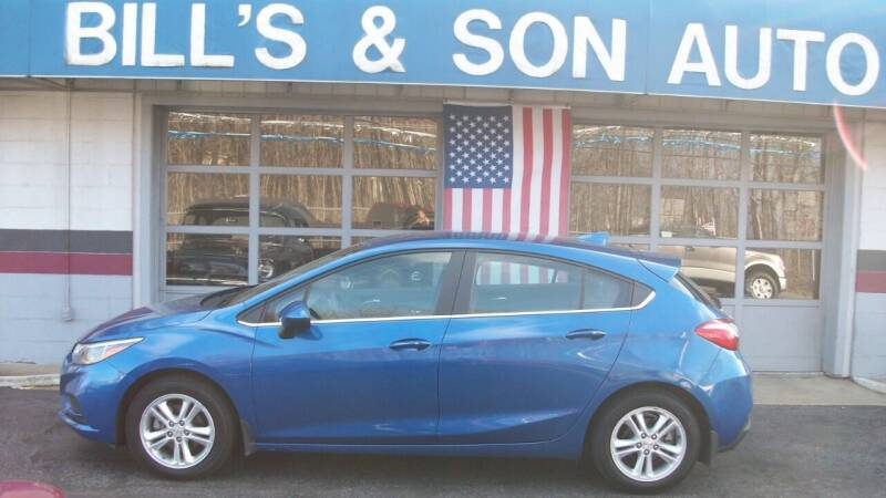2017 Chevrolet Cruze for sale at Bill's & Son Auto/Truck Inc in Ravenna OH