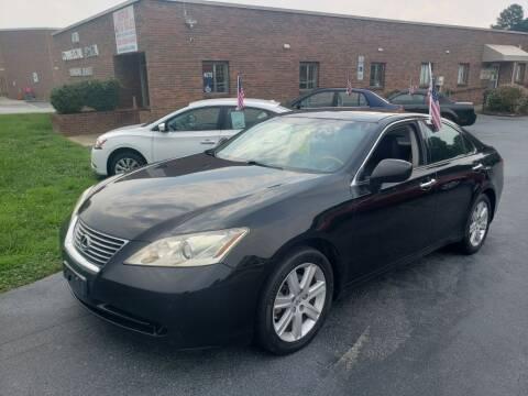 2007 Lexus ES 350 for sale at ARA Auto Sales in Winston-Salem NC