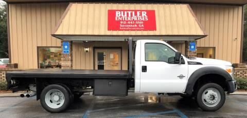2012 Ford F-550 Super Duty for sale at Butler Enterprises in Savannah GA