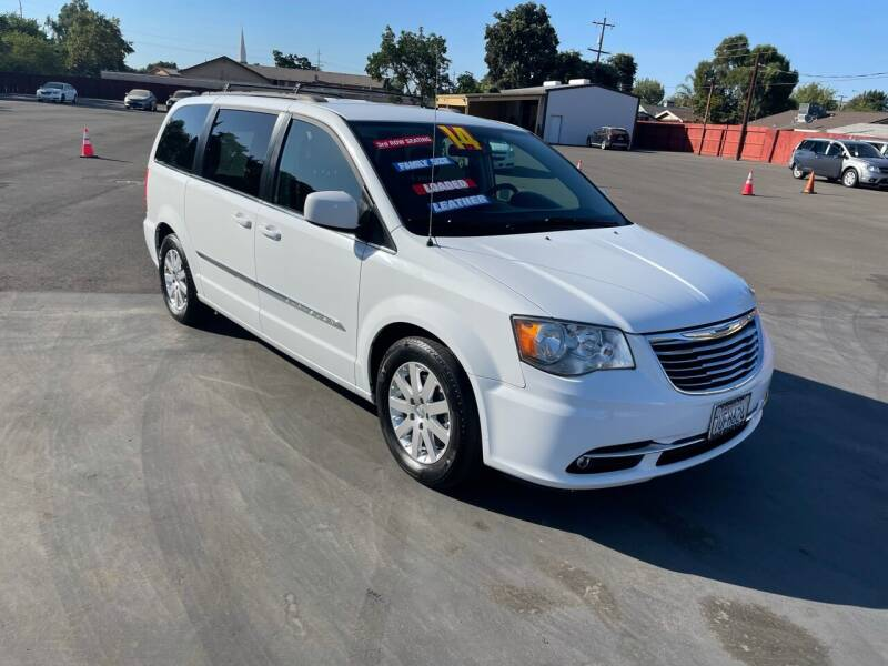 2014 Chrysler Town and Country for sale at Mega Motors Inc. in Stockton CA