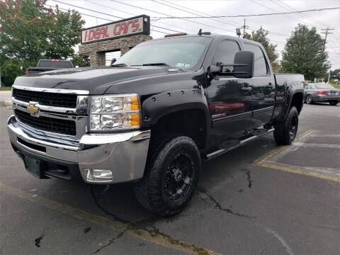 2010 Chevrolet Silverado 2500HD for sale at I-DEAL CARS in Camp Hill PA