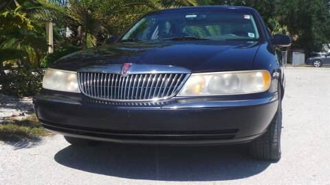 2000 Lincoln Continental for sale at Southwest Florida Auto in Fort Myers FL