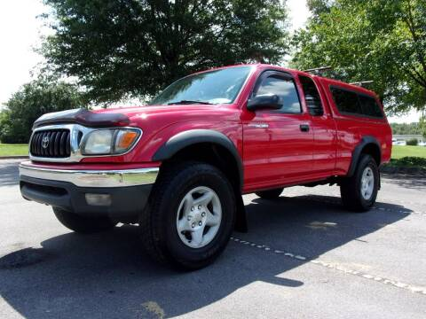 2003 Toyota Tacoma for sale at Unique Auto Brokers in Kingsport TN