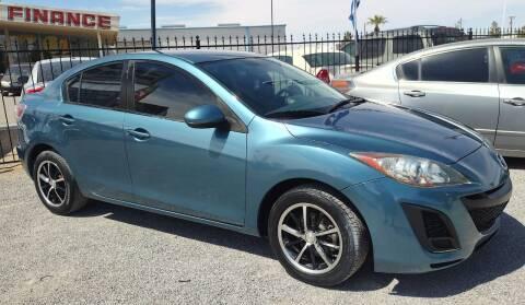 2011 Mazda MAZDA3 for sale at 4 U MOTORS in El Paso TX