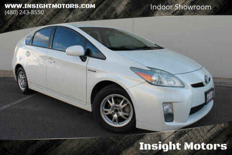 2010 Toyota Prius for sale at Insight Motors in Tempe AZ
