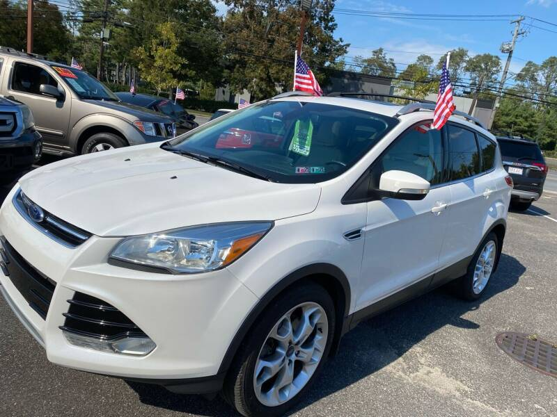 2014 Ford Escape for sale at Primary Motors Inc in Commack NY