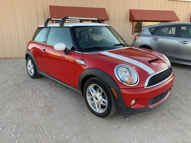 2007 MINI Cooper for sale at Rahimi Automotive Group in Yuma AZ