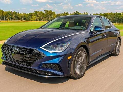 2021 Hyundai Sonata for sale at Diamante Leasing in Brooklyn NY