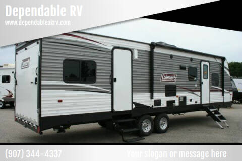 2021 Coleman 300TQ for sale at Dependable RV in Anchorage AK