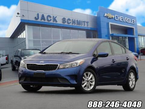 2017 Kia Forte for sale at Jack Schmitt Chevrolet Wood River in Wood River IL