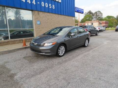 2012 Honda Civic for sale at 1st Choice Autos in Smyrna GA