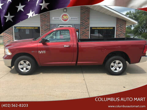 2015 RAM Ram Pickup 1500 for sale at Columbus Auto Mart in Columbus NE