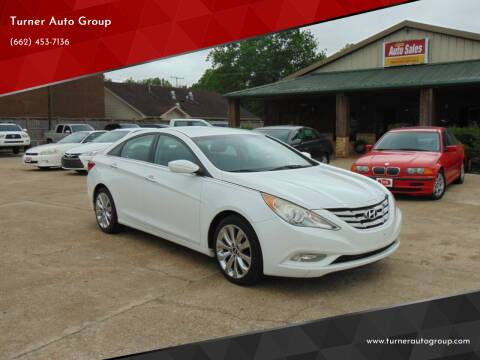 2012 Hyundai Sonata for sale at Turner Auto Group in Greenwood MS