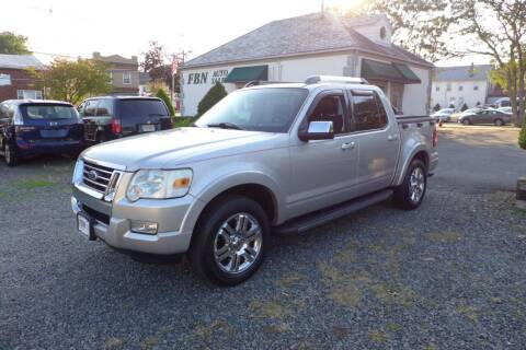 2008 Ford Explorer Sport Trac for sale at FBN Auto Sales & Service in Highland Park NJ
